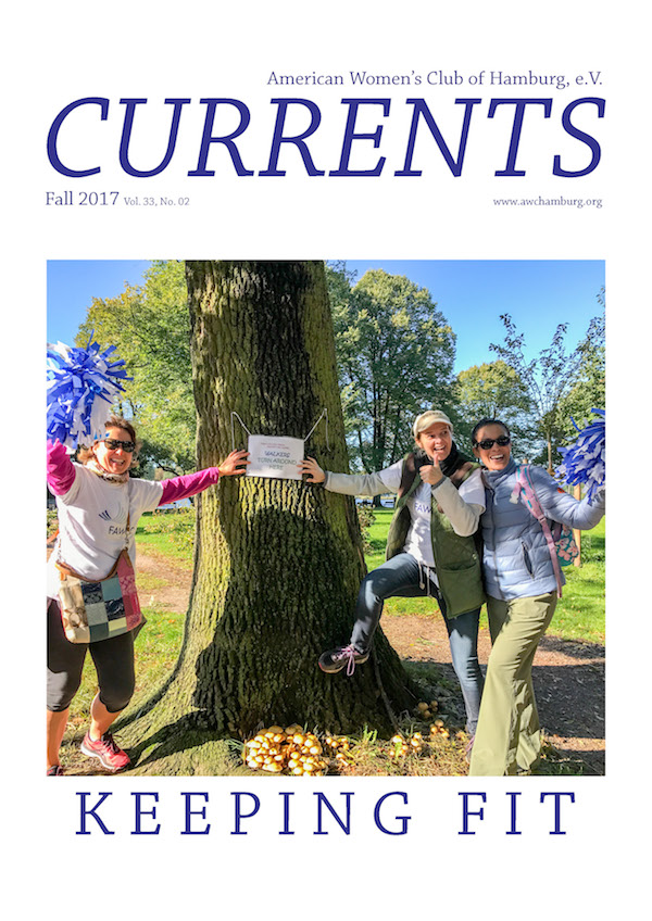American Women's Club of Hamburg Currents Magazine