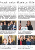 Pleased to See Our Event in the Newspaper