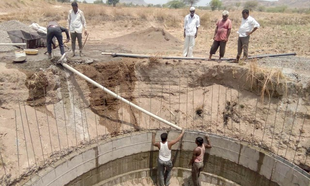 Hazarwadi Open Well