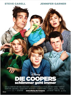Die Coopers: schlimmer geht immer (Alexander and the Terrible Horrible No Good Very Bad Day)
