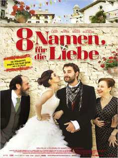 8 Namen für die Liebe (Ocho Apellidos Vascos, Eight Names for Love)