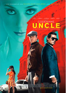 Codename U.N.C.L.E. (The Man from U.N.C.L.E.)