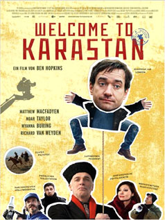 Welcome to Karastan (Lost in Karastan)