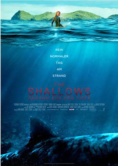 The Shallows (The Shallows - Gefahr aus der Tiefe)
