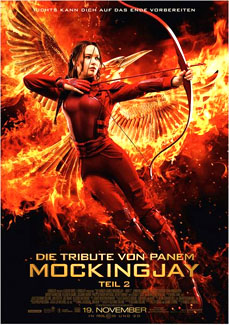 The Hunger Games: Mockingjay - Part 2 (Die Tribute von Panem 4 - Mockingjay: Teil 2)