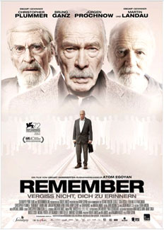 Remember - Vergiss nicht, dich zu erinnern (Remember)