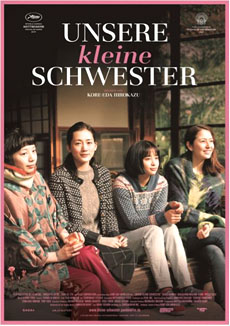 Unsere kleine Schwester (Our Little Sister, Umimachi Diary)