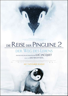 Die Reise Der Pinguine 2  (L'empereur, March of the Penguins: The Call)