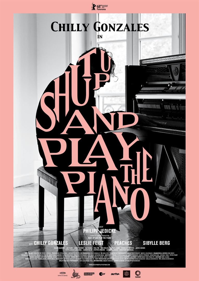 Shutup and Play the Piano